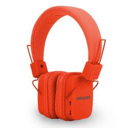 Auriculares Panacom Bl-1353hs Naranja