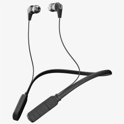 AURICULAR WIRELESS C/MIC INEAR SKULLCANDY INK'D S2IKW-J509 BLUETOOTH BLACK