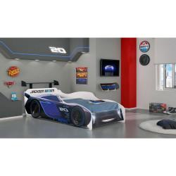 Mueble de Dormitorio Cama 1 Plaza Disney 15568 Jakson Storm Star 93 Cm De Ancho Material MDF