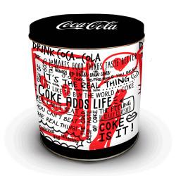 Lata Clasica Coca Cola Graffiti