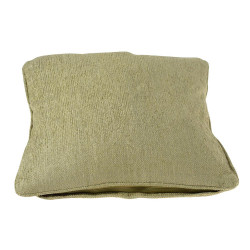 Almohadon Chenille de Algodón Verde