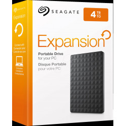 DISCO RIGIDO EXT 4TERA SEAGATE EXPANSION USB 3.0