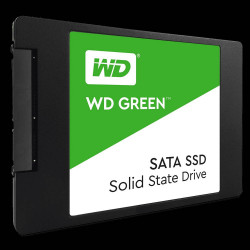 DISCO SSD SATA 120GB WESTERN DIGITAL GREEN