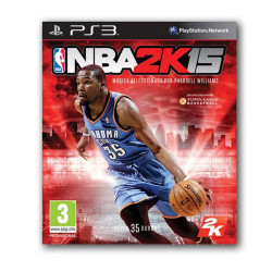 Ps3 - Take Two - NBA 2K15