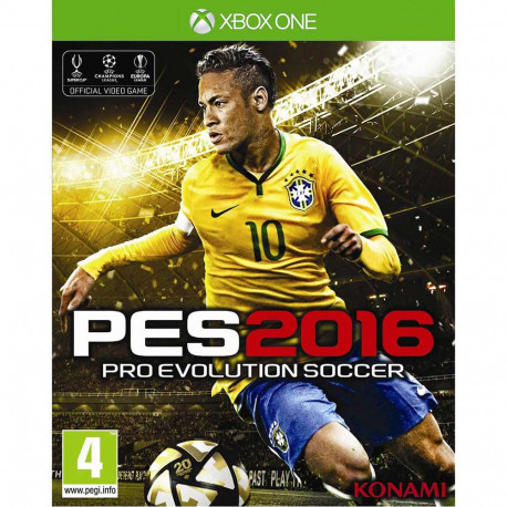 Juego para Xbox One Pes 2016