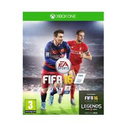 Juego para Xbox One FIFA 2016