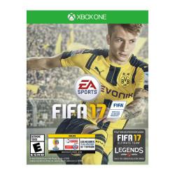 Juego para Xbox One Fifa 2017