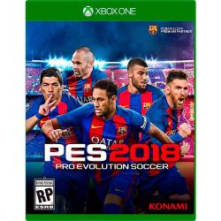 Juego para Xbox One Pro Evolution Soccer 2018
