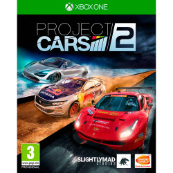 Juego para Xbox One Project Cars 2