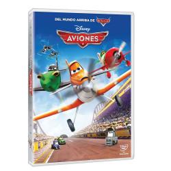 Dvd/Blu-Ray/Cd Disney Aviones
