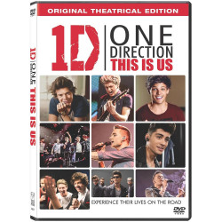 Dvd Sony Asi Somos One Direction