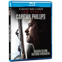 Blu-Ray Sony Capitan Phillips