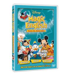 Magic English: Buenos Días Buenas Noches
