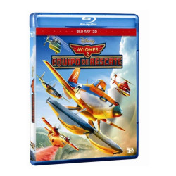 Bluray Disney Aviones 2 3d