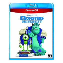 Bluray Disney Monsters University 3d
