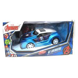 Juguete Avengers 7209 Classic Car Capitan America
