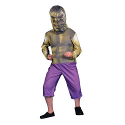 Disfraz Hulk Con Luz Talle 0 Disney CAD212910