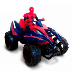 Juguete Spiderman 7128 Cuatriciclo