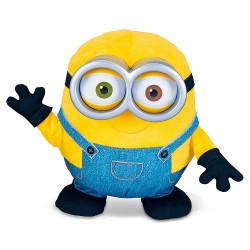 Minion Bob Dancing Peluche Interactivo Canta y Habla Universal 1452
