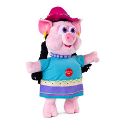 Doña Pancha Peluche Musical 20Cm La Granja De Zenón Ax Toys