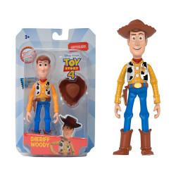 Woody Muñeco Articulado 14,3 Cm Toy Story 4 Disney 5614