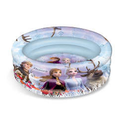 Pileta 3 anillos 100 cm Frozen 2