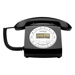 Teléfono Fijo Intelbras TC 8312 Negro
