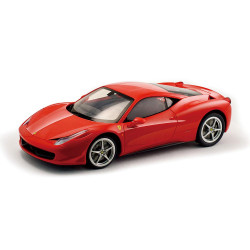 Auto Ferrari Bluetooth Luces Sonido Juguete Silverlit 458 Rojo