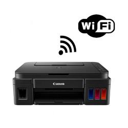 Impresora Multifunción Imprime Copia Escanea Sistema Continuo Wifi Canon Pixma G3100