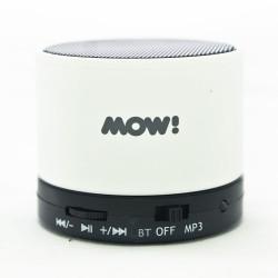 Parlante Portatil MOW MW-S10 Bluetooh Blanco