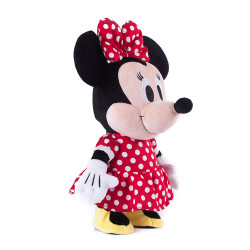 Minnie Mouse Peluche Interactivo Camina 30 Cm Disney 8502