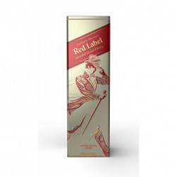 Whisky Johnnie Walker Red Label Edicion Especial 750l