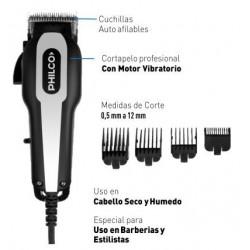 Cortapelo Profesional Philco HC9904PN