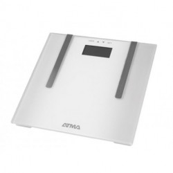 Balanza de vidrio con medidor de grasa Atma