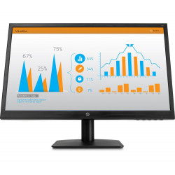 "Monitor LED HP 21.5 "" N223 3ML60AA Full HD"