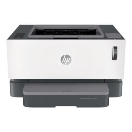 Impresora Hp Neverstop Laser 1000n Monocromatica Usb Red