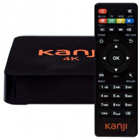 SMART TV SMARTER KANJI 4K USB ANDROID 5.1