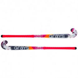 PALO DE HOCKEY GRAYS ROGUE UB MIC PNK/GRY 36.5L