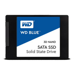 Disco Estado Solido Ssd 1TB Western Digital azul