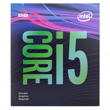 Micro procesador Intel Core I5-9400 Coffeelake S1151 Box