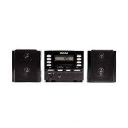 MINICOMPONENTE DAEWOO DMW-2037 MP3/CD/USB RADIO AM/FM 700W