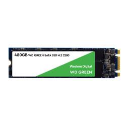 DISCO SSD M2 480GB WESTERN DIGITAL GREEN