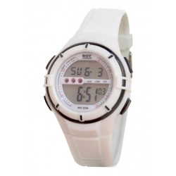 RELOJ BOY LONDON - SPORT - UNIXEX - BLANCO
