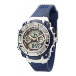 RELOJ BOY LONDON - SPORT - UNIXEX - BLUE