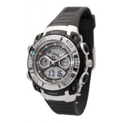RELOJ BOY LONDON - SPORT - UNIXEX - BLACK
