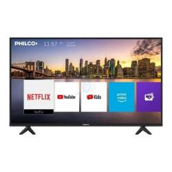 "SMART TV 55"" PHILCO PLD55US9A1 4K UHD HDR NETFLIX YOUTUBE"
