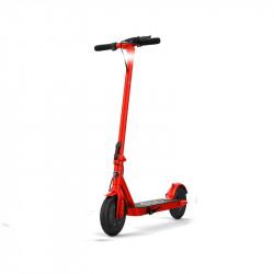 Monopatín Eléctrico Plegable Fiat 10 350W Rojo