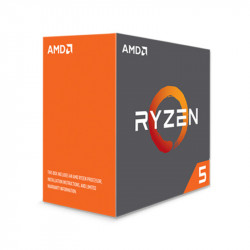 Microprocesador Amd Am4 Ryzen 5 2600 39Ghz