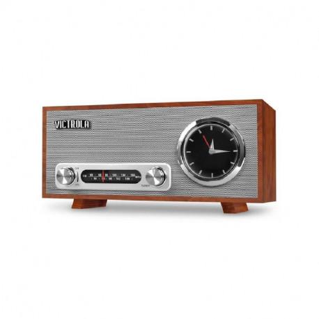 Radio Reloj Analog Victrola Broadway Bluetooth Vc-150-Mah