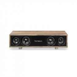 Parlante Victrola Bluetooth Hi-Fi 30W Color Madera